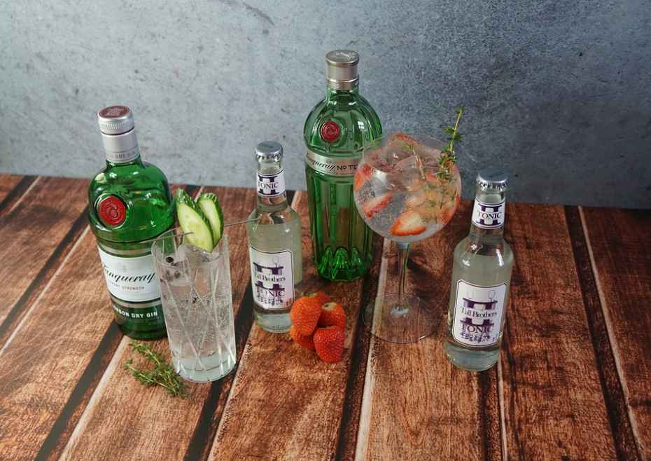 Different Types Of Gin