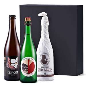 100 Belgian Beer Wine Trio