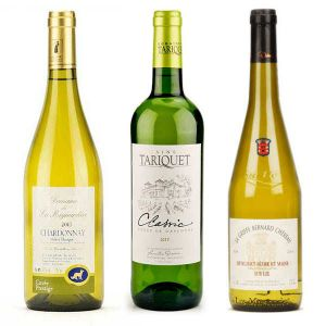 3 Dry White Wines Discovery Offer