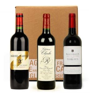 3 Great Red Wines Box
