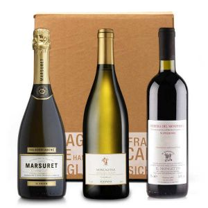 3 Italian Wines Assortment