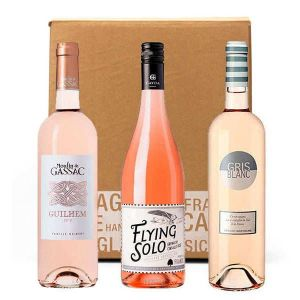 3 Pink Wines From South West Of France Box