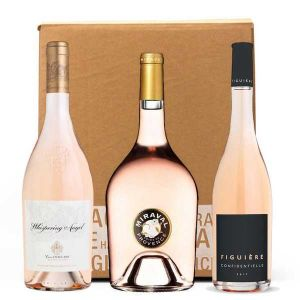 3 Prestige French Pink Wines