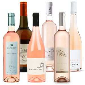 6 Organic Rose Wines From France