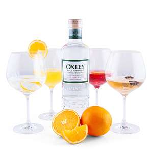 Bacardi Oxley Orange Gin