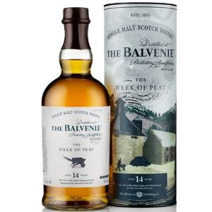 Balvenie Stories The Week Of Peat 14Year Old