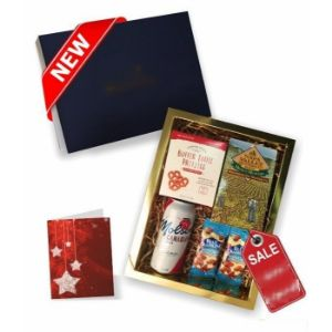 Beer and Snack Gift Box