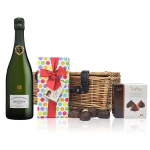 Bollinger Grande Annee and Chocolates