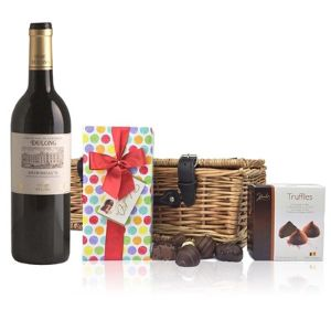 Bordeaux Dulong Reserve and Chocolates