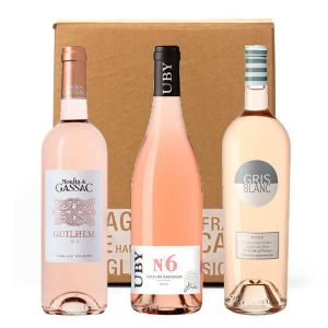 Box 3 Rose Wines From The South West