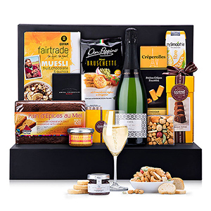 Brunch Gift with Sparkling Cava Franscec