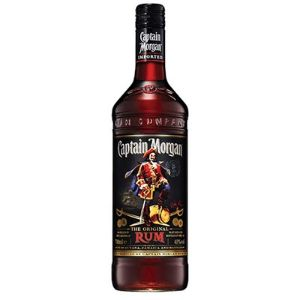 Captain Morgans Dark Rum