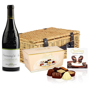 Chateauneuf Du Pape Collection Bio Mchapoutier