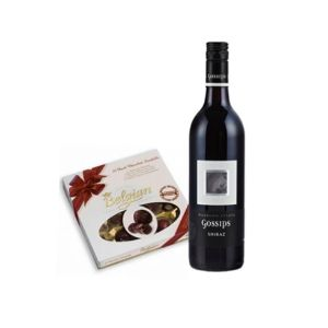 Chocolate and Wine Set