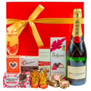 Chocolate Bubbles Gourmet Gift Hamper