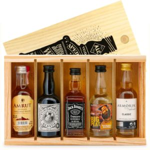 Coffret Decouverte 5 Whisky
