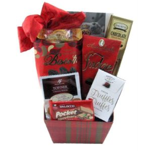 Corporate Cookie Delight Gift Baskets