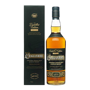 Cragganmore Edition Distillers Malt Whisky