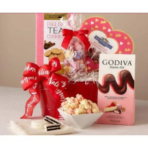 Cupids Gourmet And Goodies Gift Box