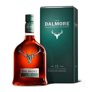 Dalmore 15 Ans Single Malt Whisky