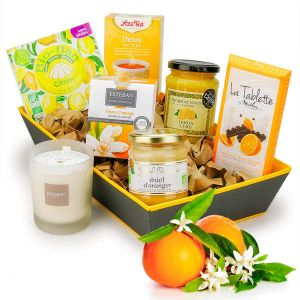 Delicious Citrus Gift Basket