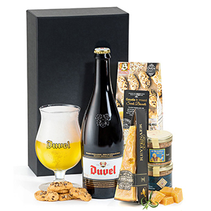 Duvel Belgian Beer Cheese Pate