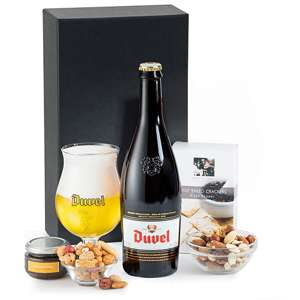 Duvel Belgian Beer Snacks