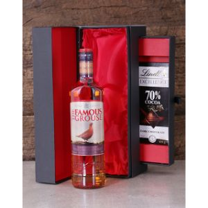 Famous Grouse in Luxury Black Box