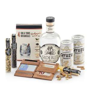 Garzini Magic Wallet Gin Tonic Botanicals