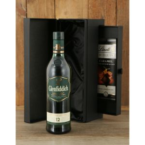 Glenfiddich 12 Year with Lindt