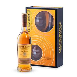 Glenmorangie Scotch Whisky Glasses