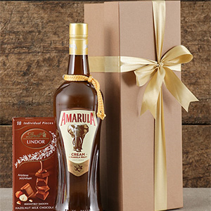 Gold Box Of Amarula