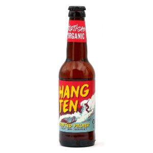Hang Ten Organic Gluten Free Blonde Beer