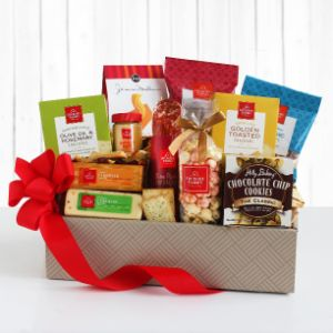 Hickory Farms Holiday Savory Gift