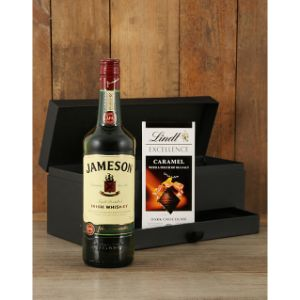 Jameson Whiskey and Chocolate