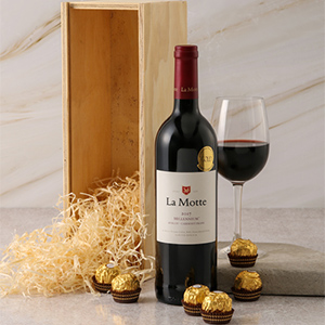 La Motte and Ferrero Rocher Gift Box