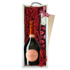 Laurent Perrier Rose 75Cl Nv And Truffles Box