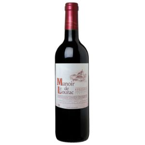 Manoir De Lourac Bergerac Red Wine