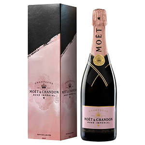 Moet and Chandon Rose 750Ml