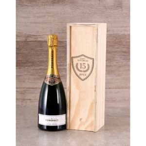 Personalised Anniversary Bubbly Crate