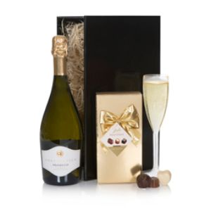 Prosecco and Chocolates Hamper