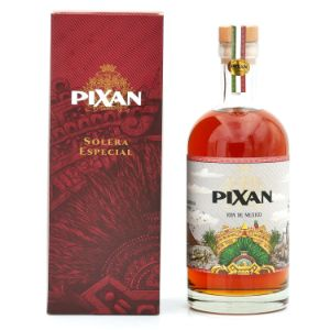 Rhum Mexique Pixan Solera Wine Finish