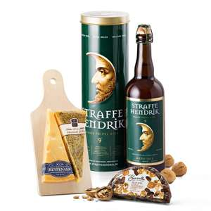Straffe Hendrik Tripel Beer And Wyngaard