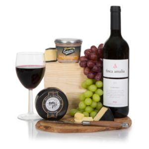The Wine and Cheese Gift Hamper