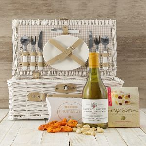 Wine Me Up Picnic Basket